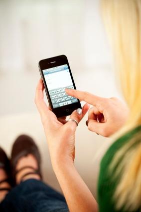 App use on iphone