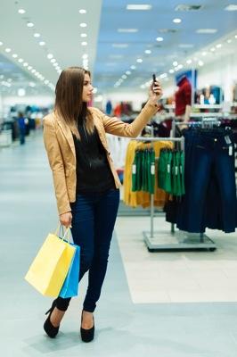 Mobile commerce is bigger than desktop