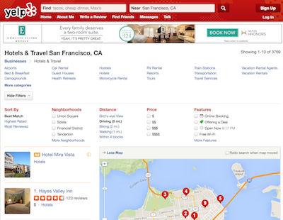 Why Apple might choose Yelp