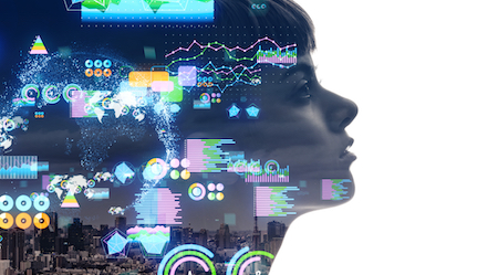 Is artificial intelligence (AI) in sales and marketing real: AI sales and marketing concept